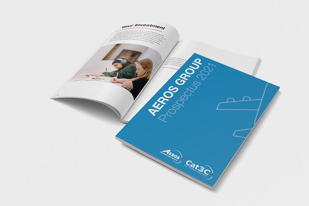Launch of Aeros Prospectus 2021