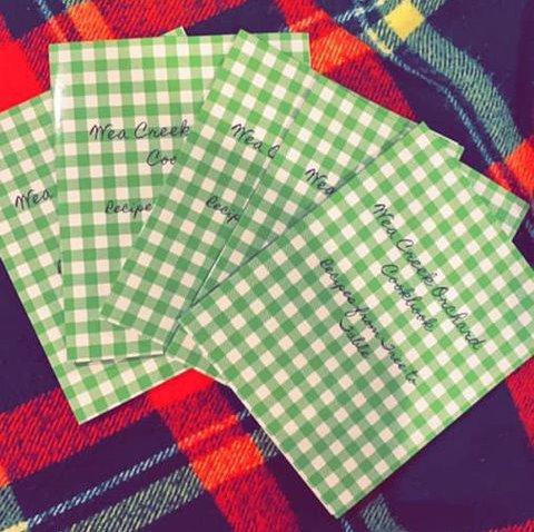 Wea Creek Orchard Cookbook (2020)