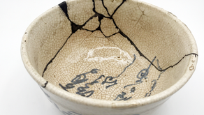 Kyoto-yaki bowl Part 1...