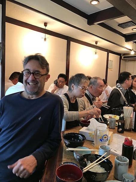 Didier Faillères Nara Japon