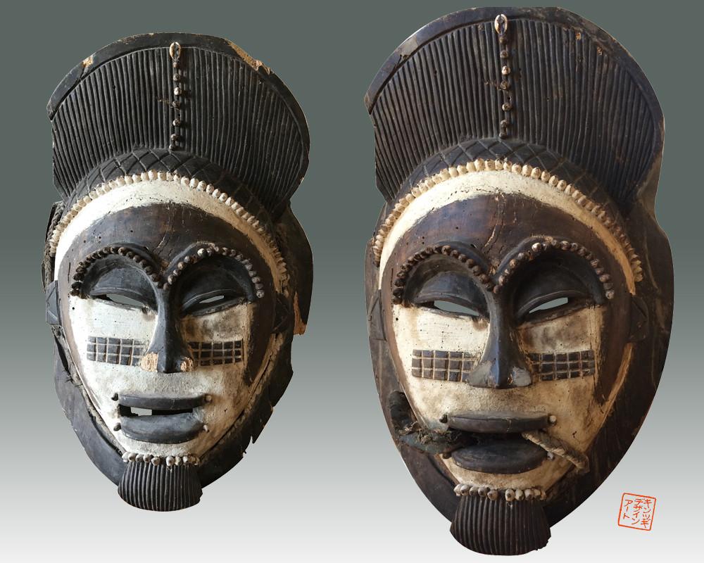 Au delà de la pièce de bois à la sculpture, un autre regard sur l'esthétique africaine.