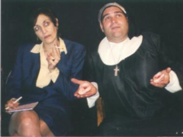 Durang Durang w/Carol Stanzione & Paul Rephour