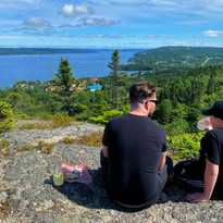 Staycations at the Clarenville Inn - Hiking Bare Mountain
