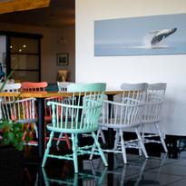 Dining at Stellar Kitchen at the Clarenville Inn