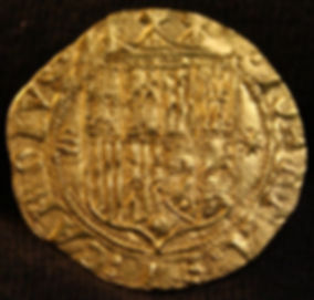 Escudo de Carlos I y Juana I Sevilla
