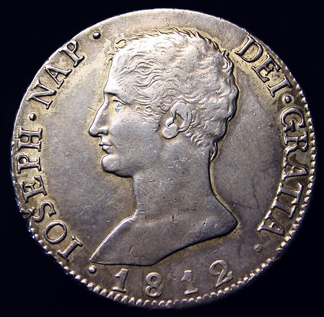 José I 20 reales Sevilla 1812