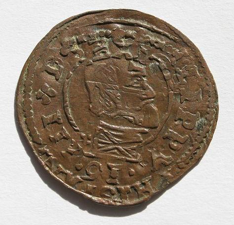 Felipe IV 16 maravedis Madrid anv.jpg