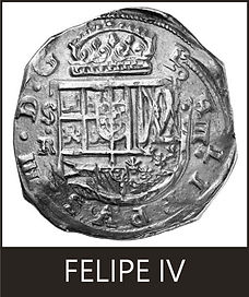 Duros de Felipe IV