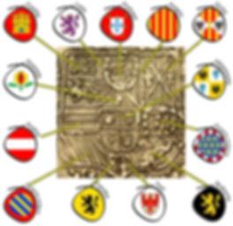 Filipo Carlos II Milán milano 1676