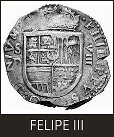 Duros de Felipe III