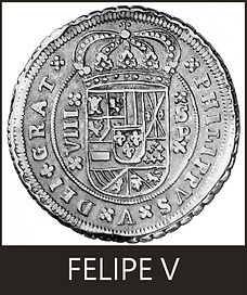 Duros de Felipe V