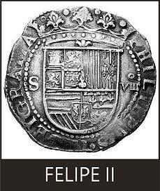 Duros de Felipe II
