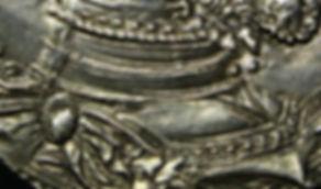 Mezzo ducato Napoli Filipo Spagna