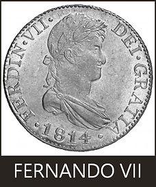 Duros de Fernando VII