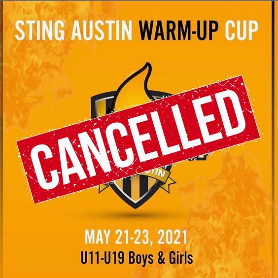 Sting Austin Warm Up Cup