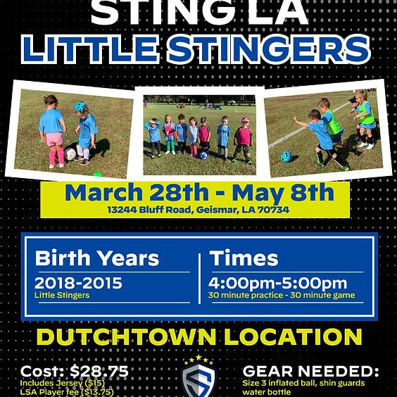 Sting LA Little Stingers - Dutchtown Location
