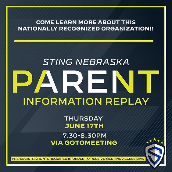 Parent Information Replay