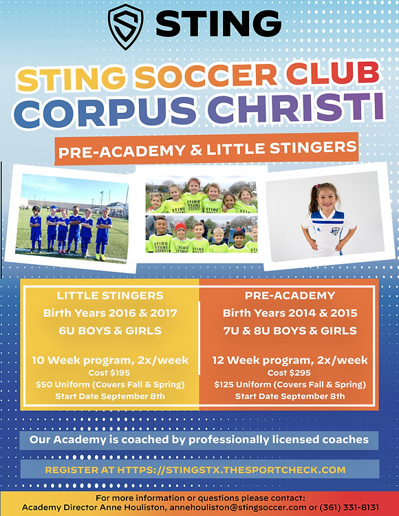 21-22_CC Fall Pre-Academy-Little Stingers Flyer.jpg