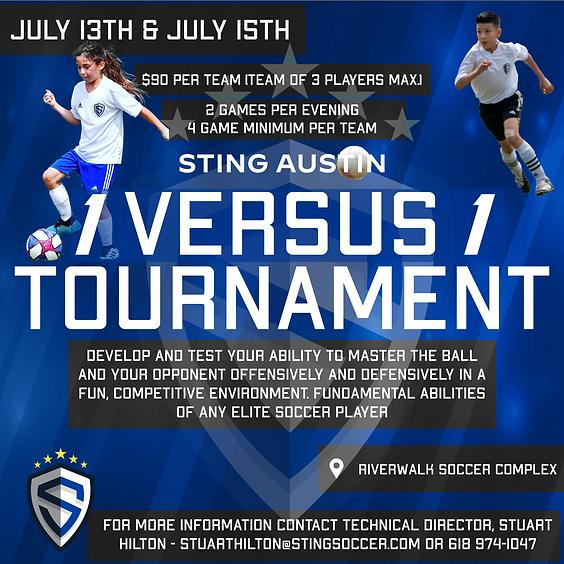 Sting Austin 1v1 Tournament