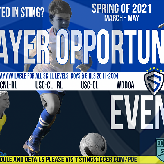 AUSTIN PLAYER OPPORTUNITY EVENT