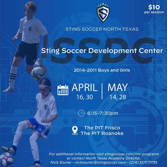 Sting Soccer Development Center