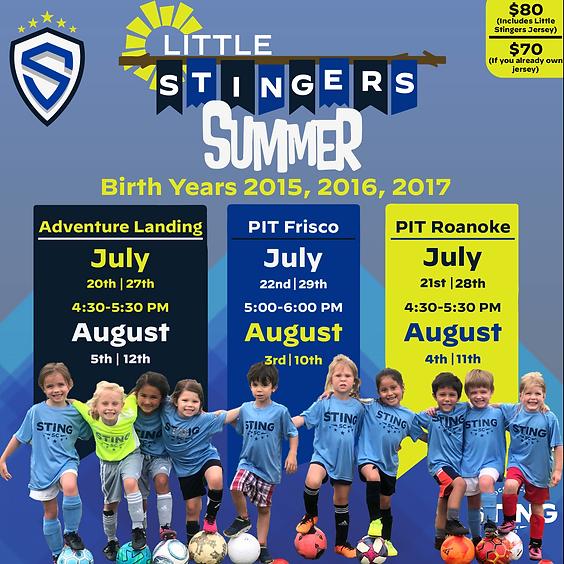 NTX Little Stingers Summer 2021 - PIT Frisco