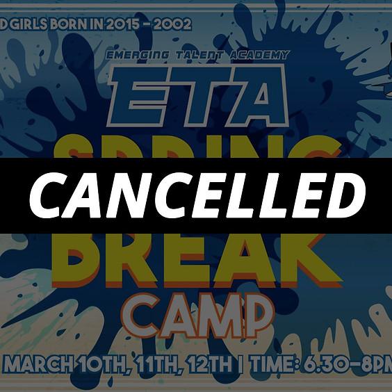 San Antonio - ETA Spring Break Camp