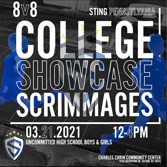 Sting PA College Showcase Scrimmages
