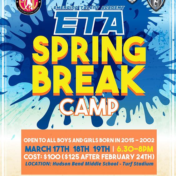 Austin ETA Spring Break Camp