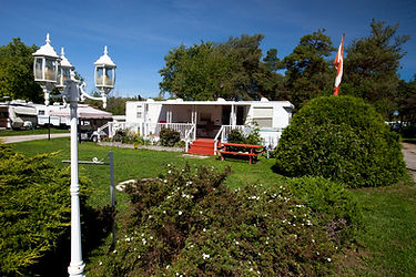 Olympia Village RV Park seasonal sites