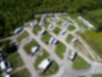 Olympia Village RV Park pull through aerial