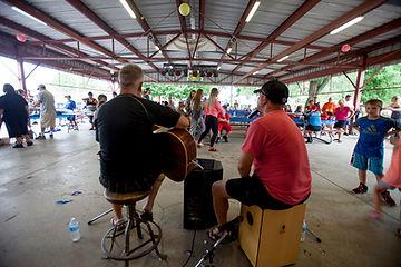 Olympia Village RV Park entertainment