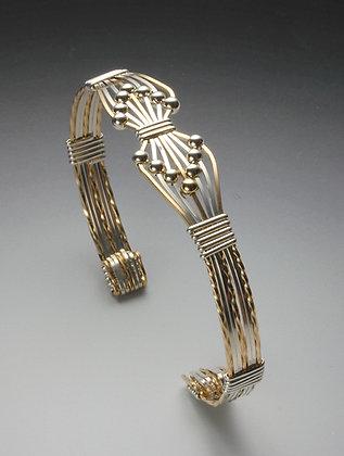 Beads & Bows Cuff