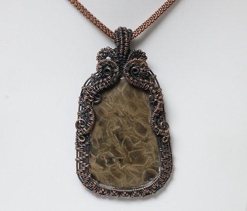 Petoskey pendant