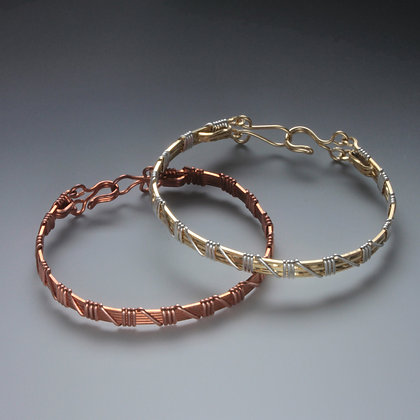 Walk-a Long Bracelets