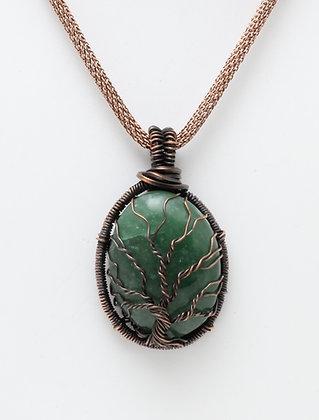 Jade tree of life