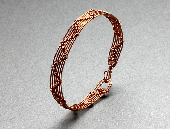 Flame Stitch Bracelet