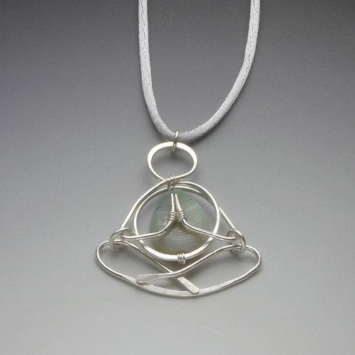 Namaste pendant