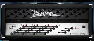 brainworx Diezel VH4 Interface