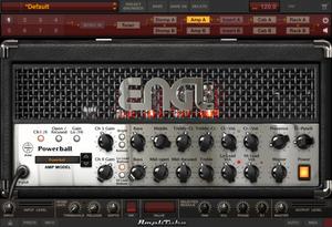 ENGL Powerball — Amplitube 4