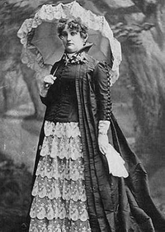 Denver Madame Mattie Silks operated a brothel at 20th and Market streets.