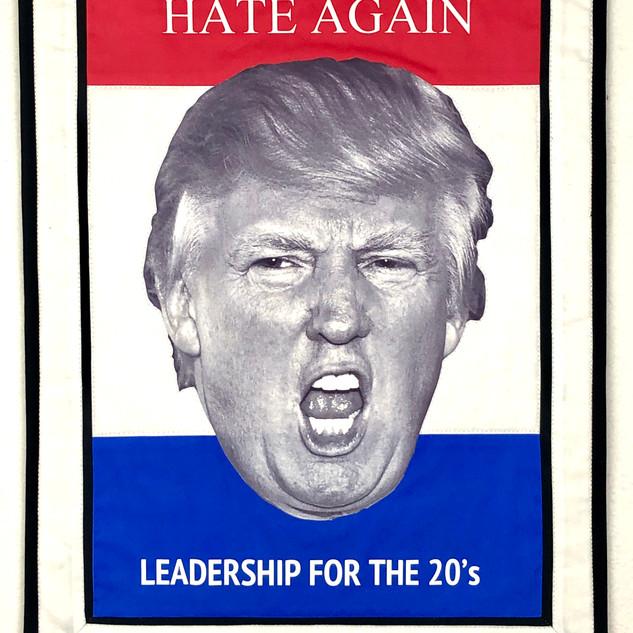 Made America Hate Again
