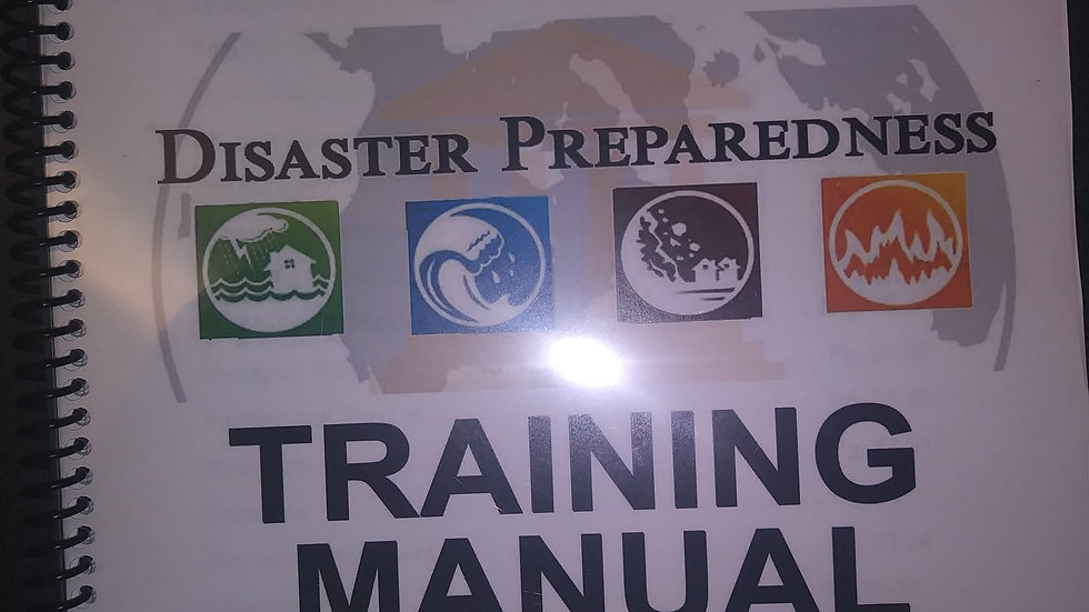 Disaster Preparedness Manual
