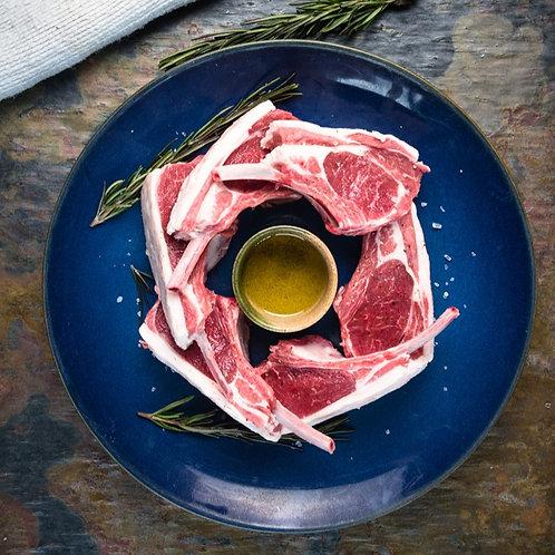 Lamb chop trios