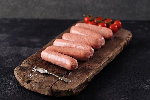 Pork Sausage with Tomato