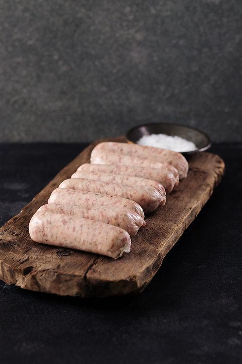 Pork Sausage with Caramelised Onion (400g)