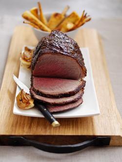 Oriental Style Roast Beef