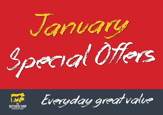 January offers now in store
