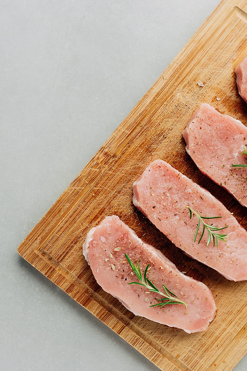 Pork Loin Medallions Extra Lean