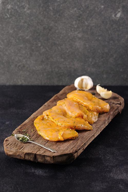 Chicken Fillets Garlic Butter Marinated (400g)